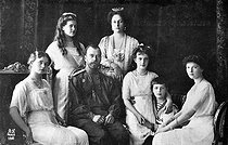 July 17, 1918 (100 years ago) : Execution of the Romanov family in Yekaterinburg