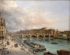 Giuseppe Canella (1788-1847). View of the Ile de la Cité and the Pont-Neuf from the quai du Louvre. Oil on canvas, 1832. Paris, musée Carnavalet. © Musée Carnavalet/Roger-Viollet
