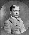Georges Courteline (1858-1929), écrivain français. © Roger-Viollet
