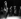 """Jean Négroni, Jeanne Moreau et Jean Vilar dans """"Le Prince de Hombourg"""" d'Heinrich von Kleist. Mise en scène de Jean Vilar (T.N.P.). Paris, théâtre des Champs-Elysées, février 1952. © Roger-Viollet"""