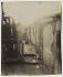 Porte d'Ivry, zone of Fortifications, 18 boulevard Massena. Paris (XIIIth arrondissement), 1912. Photograph by Eugène Atget (1857-1927). Paris, musée Carnavalet. © Eugène Atget / Musée Carnavalet / Roger-Viollet