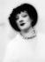 Kiki de Montparnasse (Alice Ernestine Prin, 1901-1953), artiste et muse française, 1932. Photo : Herbert Hoffmann. © Ullstein Bild / Roger-Viollet