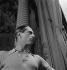 Serge Lifar (1905-1986), French dancer and choreographer, at the Paris Opera. © Gaston Paris / Roger-Viollet