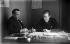 Proofreaders. Russian printing house. Paris, 1927. © Boris Lipnitzki/Roger-Viollet