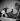 """""""Le Roi-Pêcheur"""" de Julien Gracq. Jean-Pierre Mocky (1929-2019) et Lucien Nat. Paris, théâtre Montparnasse, avril 1949. © Studio Lipnitzki / Roger-Viollet"""