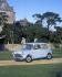 Automobile Austin Mini Seven, modèle 1959. © TopFoto/Roger-Viollet