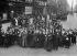 "Dressmakers (""Midinettes"") on strike. Paris, on May 18, 1917. © Maurice-Louis Branger/Roger-Viollet"