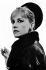 "Jeanne Moreau in ""Eva"", film by Joseph Losey. 1962. © Roger-Viollet"
