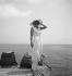 "Report for the magazine ""Fémina"". French Riviera, 1933-1935. © Boris Lipnitzki/Roger-Viollet"