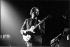John Martyn (1948-2009), auteur-compositeur et guitariste britannique. Dominion Theatre. Londres (Angleterre), 14 novembre 1984.  © Allan Titmuss / TopFoto / Roger-Viollet