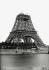 Construction of the Eiffel Tower. Paris (VIIth arrondissement), July 1888. Photograph by Henri Roger (1869-1946). © Henri Roger / Roger-Viollet