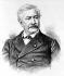 Ferdinand de Lesseps (1805-1894), diplomate et administrateur français, directeur de la Compagnie du canal de Suez. © Roger-Viollet