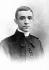 Abbot Eugenio Pacelli (1876-1958), future pope Pius XII. © Roger-Viollet
