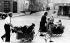 World War II. Exodus in Paris, June 1940. © Roger-Viollet