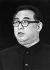 Kim Il-sung (1912-1994), homme d'Etat coréen, 1982. © Ullstein Bild / Roger-Viollet