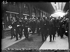 Guerre 1914-1918. Retour de Raymond Poincaré de son voyage en Russie. L'arrivée en gare du Nord. Paris, 23 juillet 1914.  © Caudrilliers et Piston/Excelsior – L'Equipe/Roger-Viollet