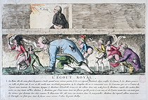 The royal sewer (satirical cartoon about the royal family's flight to Varennes). Anonymous engraving. Paris, musée Carnavalet.     © Musée Carnavalet/Roger-Viollet