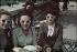 World War II. Fashion at the Luxembourg gardens. Paris, May 1942. Photograph by André Zucca (1897-1973). Bibliothèque historique de la Ville de Paris. © André Zucca / BHVP / Roger-Viollet