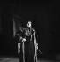Marian Anderson (1897-1993), cantatrice américaine. Opéra de Paris, novembre 1938. © Boris Lipnitzki/Roger-Viollet