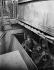 The Eiffel Tower. Basile Téron, lift operator. Paris (VIIth arrondissement), around 1920. © Albert Harlingue / Roger-Viollet