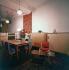 Appartement témoin - salon. Vers 1960-1965. © Roger-Viollet