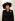 Margaret Thatcher (1925-2013), ancien Premier ministre britannique, lors de l'enterrement de son époux, Sir Denis Thatcher, à l'hôpital royal de Chelsea. 3 juillet 2003. © Karl Prouse / TopFoto / Roger-Viollet