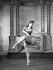 "Margot Fonteyn (1919-1991), danseuse britannique, dans ""Swanhilda"", 1945.  © TopFoto / Roger-Viollet"