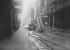 Incendie des grands magasins du Printemps. Paris, 1921.     © Albert Harlingue/Roger-Viollet