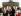 Benazir Bhutto (1953-2007), femme politique pakistanaise, Eberhard Diepgen (né en 1941), premier ministre allemand, et son épouse. Berlin (Allemagne), 1994. Photo : Günter Peters. © Günter Peters/Ullstein Bild/Roger-Viollet