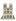 """Lelion. """"La Cathédrale Notre-Dame de Paris"""". Maquette, carton -pâte, bois polychromé, 1855. Paris, musée Carnavalet. © Eric Emo / Musée Carnavalet / Roger-Viollet"""