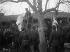 First Balkan War. Bulgarian soldiers hanging two Turkish men. 1912. © Maurice-Louis Branger/Roger-Viollet