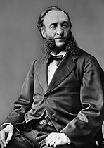 Jules Ferry (1832-1893), French politician. © Albert Harlingue / Roger-Viollet