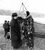 Guerre 1914-1918. Force aérienne française. Capture du lieutenant Roland Garros en territoire allemand. 1915. © TopFoto / Roger-Viollet