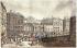 """""""Cortège de Napoléon se rendant à Notre-Dame pour le Sacre, 2 décembre 1804"""". Estampe anonyme d'après Leleu. Paris, musée Carnavalet. © Musée Carnavalet / Roger-Viollet"""