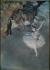 """Edgar Degas (1834-1917). """"Danseuses sur la scène"""". Paris, Musée d'Orsay.  © Roger-Viollet"""