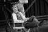 "Rudolf Noureev (1938-1993) lors du tournage de ""Cendrillon"". Bry-sur-Marne (Val-de-Marne), novembre 1987. © Colette Masson/Roger-Viollet"