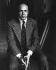 Pierre Boulez (1925-2016), compositeur et chef d'orchestre français. Lausanne (Suisse), 1972. Photographie de Horst Tappe (1938-2005). © Fondation Horst Tappe / KEYSTONE Suisse / Roger-Viollet