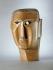 "Ossip Zadkine (1890-1967), ""Masque en bois de buis"". Bois de buis, vers 1924. Paris, musée Zadkine. © Marc Dubroca/Musée Zadkine/Roger-Viollet"