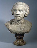 Jean-Baptiste Lemoine (fils, 1704-1778). Buste du Maréchal de Saxe. Paris, musée Cognacq-Jay. © Philippe Ladet/Musée Cognacq-Jay/Roger-Viollet