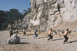 Lebanese civil war. Training of the French anti-terrorist brigades in Beirut, 1988. © Françoise Demulder/Roger-Viollet