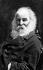 Walt Whitman (1819-1892), poète américain, à l'âge de 61 ans.   © Roger-Viollet