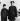 Mao Zedong (1893-1976), homme d'Etat chinois, et son épouse Ho Zhou Xen, dans les années 1930. © Ullstein Bild/Roger-Viollet