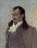 Charles-Lucien Léandre (1862-1934). Georges Courteline (1858-1929), French writer, detail. Museum of Tours (France). © Roger-Viollet