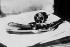 Gun used to assassinate the president Theodore Roosevelt, in october 1912. © Albert Harlingue / Roger-Viollet