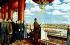 Mao Zedong prononçant le discours proclamant la République Populaire de Chine, 1er octobre 1949. © TopFoto/Roger-Viollet