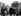 Manifestation pour le désarmement nucléaire sur Trafalgar Square. Londres (Angleterre), 18 avril 1960. © TopFoto/Roger-Viollet