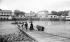 The ferry. Deauville (Calvados), around 1900. © Neurdein / Roger-Viollet