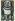 """Georges Rouault (1871-1958). """"Grotesque"""". Dessin, huile délayée à l'essence et encre de Chine, 1917. Paris, musée d'Art Moderne. © Musée d'Art Moderne/Roger-Viollet"""