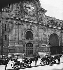 The Gare d'Orsay train station. Paris (VIIth arrondissement), circa 1890-1900. © Roger-Viollet