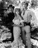 """The Villain"", film de Hal Needham. Kirk Douglas, Ann Margaret et Arnold Schwarzenegger. Etats-Unis, 1979. © TopFoto / Roger-Viollet"